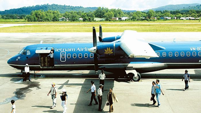 Get to Phu Quoc by plane