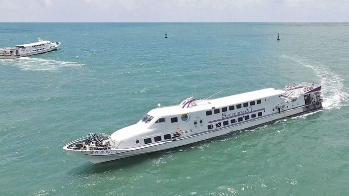 Get to Phu Quoc by high-speed boat