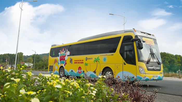 Bus to Phu Quoc