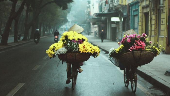 Visit Vietnam in monsoon season