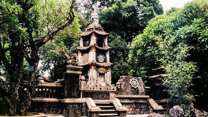 Bao Quoc Pagoda