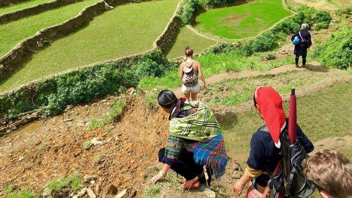 Trekking experience in Sapa