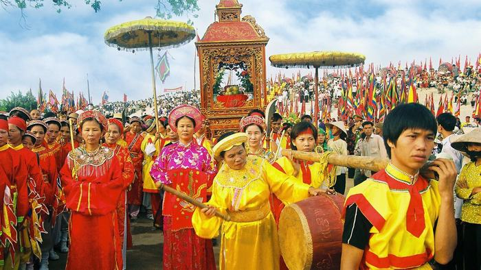 The autumn festival
