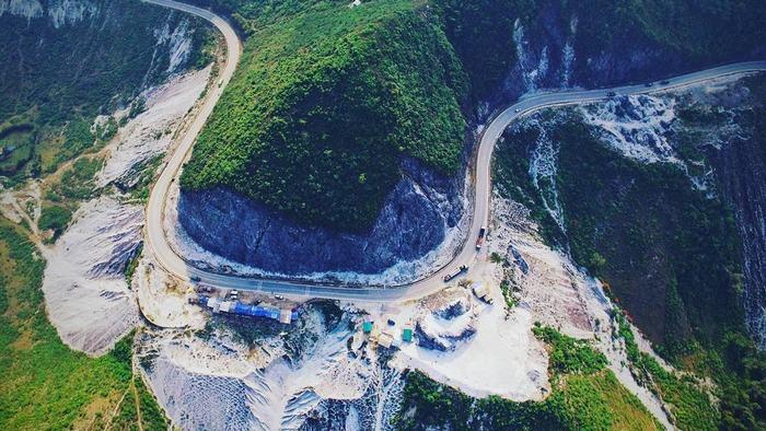 Thung Khe Pass