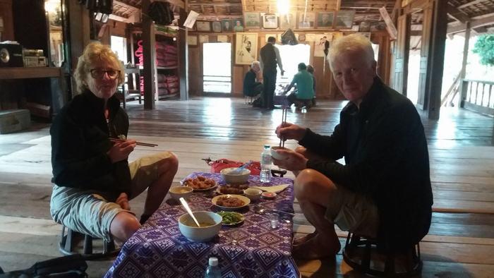 Meals with locals