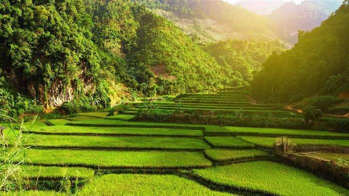 Mai Chau scenery