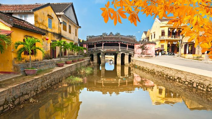The ancient beauty of Hoi An