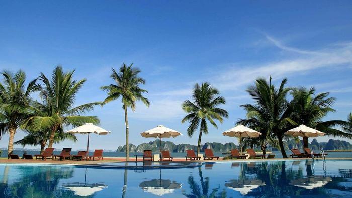Resort in Tuan Chau