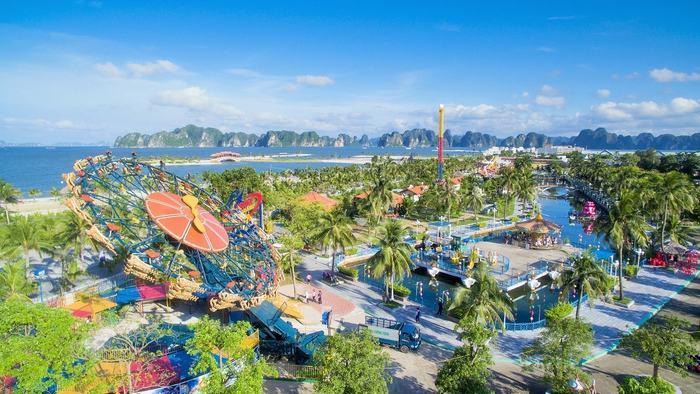 Tuan Chau international entertainment area