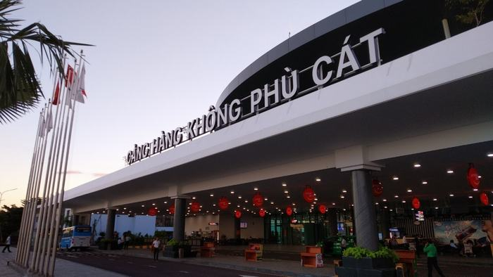 Phu Cat Airport