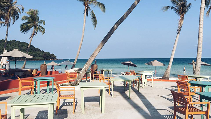 The convenient facilities on Phu Quoc