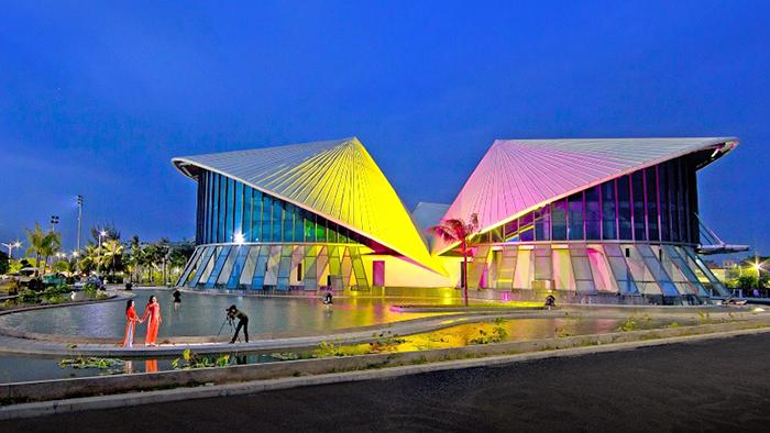 Cao Van Lau Theater of Bac Lieu