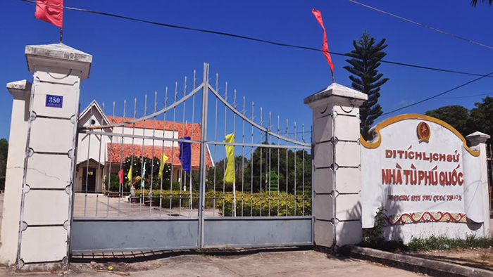 Cay Dua Phu Quoc prison