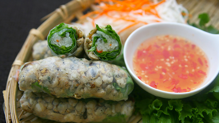 My Long rice paper is also used to make various delicious dishes