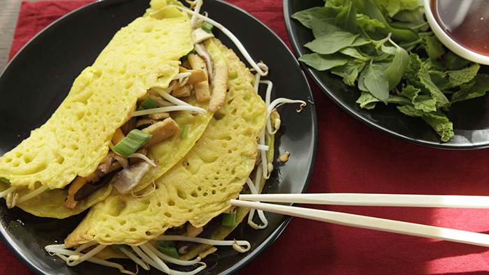A familiar dish of Ben Tre people