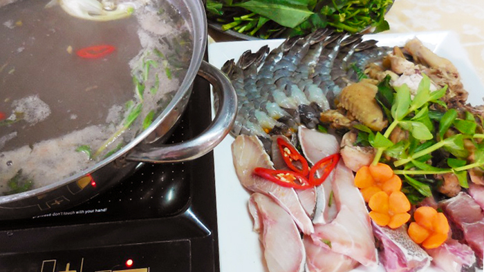 It is also used in the Mekong cuisine