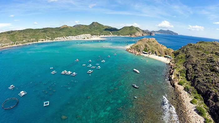 Quy Nhon beautiful beaches