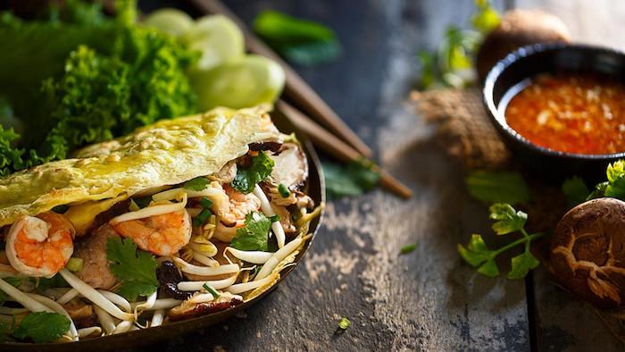Quy Nhon cuisine
