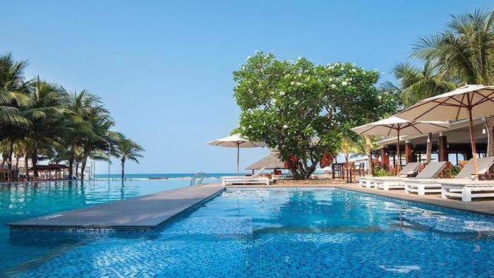 Phu Quoc in the dry season is very comfortable
