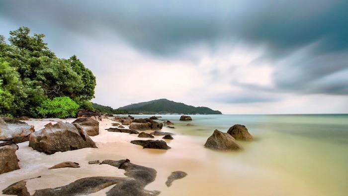 Phu Quoc in the rainy season