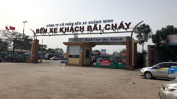 Bai Chay bus station