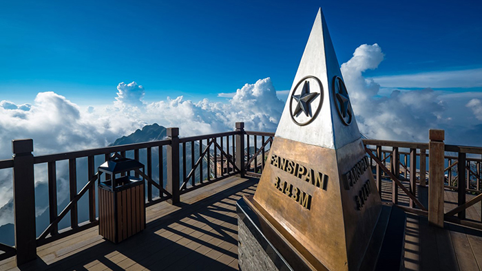 Conquer the Fansipan peak