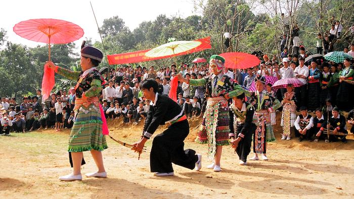 Tet Dancing Festival