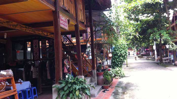 Mai Chau tourist spot