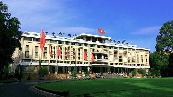 Reunification Palace of Saigon