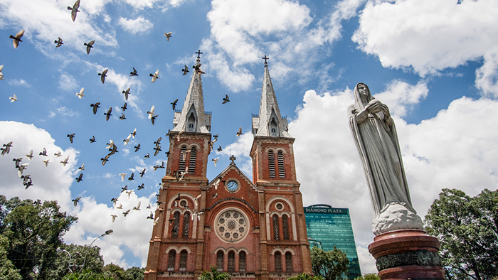 The Notre Dame Cathedral of Saigon (vnexpress.net)