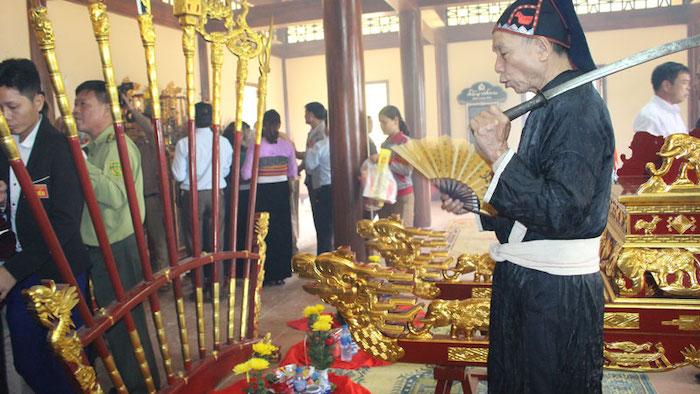 Xen Ban - Xen Muong Festival