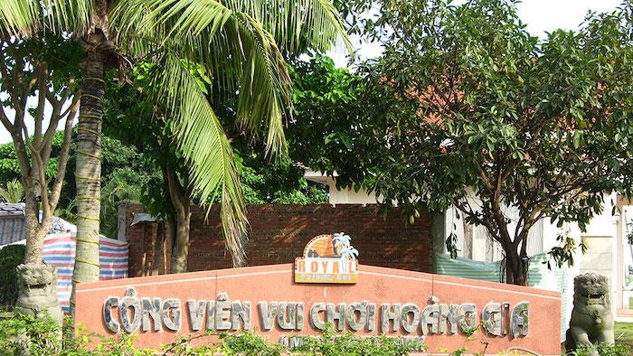 Hoang Gia National Park