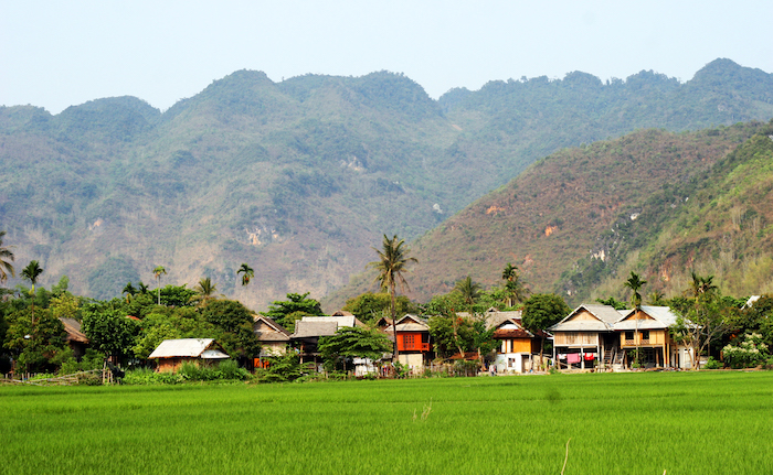 Lac village of Mai Chau