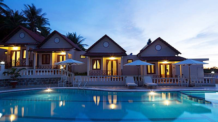 The convenient and luxury hotels in Phu Quoc