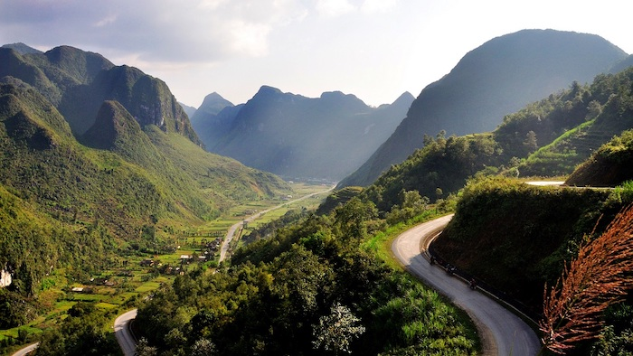 The way to Mai Chau