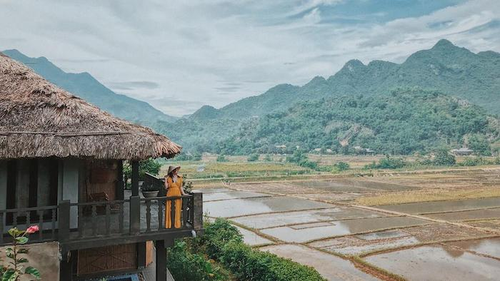 Staying in Mai Chau