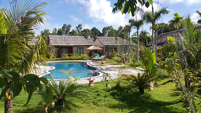 Resorts on Phu Quoc island