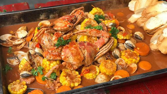 Phu Quoc seafood