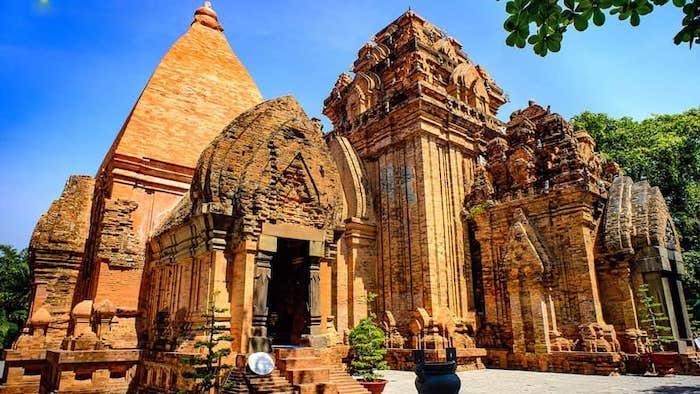 Po Nagar Tower of Nha Trang