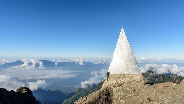 Fansipan peak