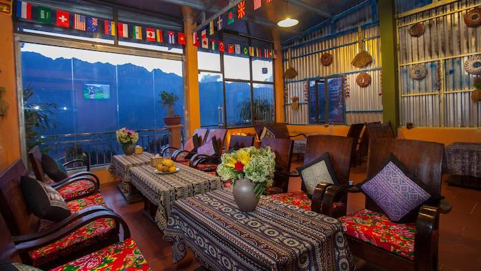 Staying in a homestay in Sapa