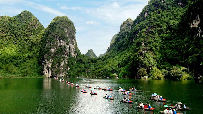 Ninh Binh tourism