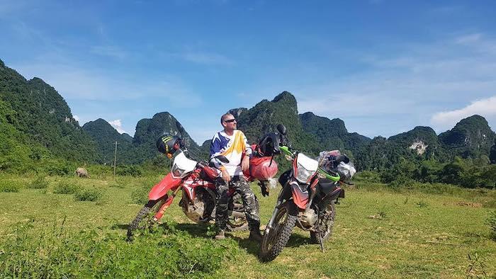 A motorbike trip to Sapa