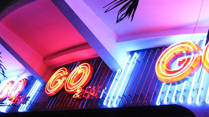 Go2 Bar Saigon