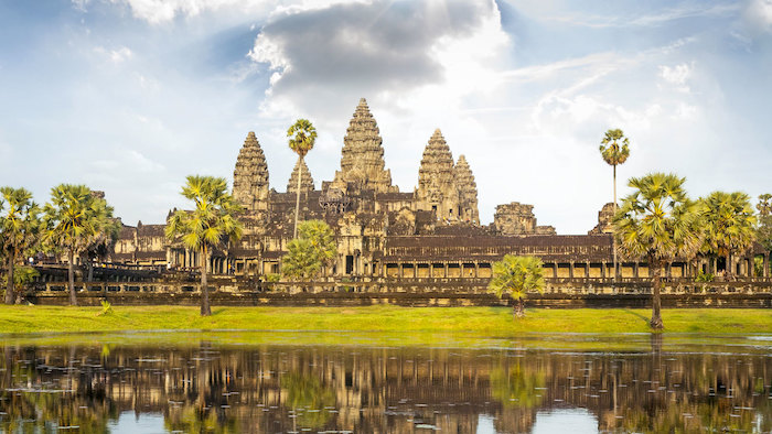 Visiting the great Angkor complex
