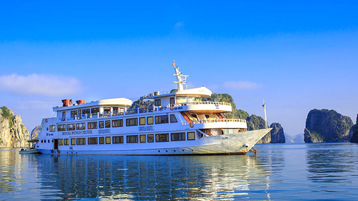 Royal Wings Halong Cruise
