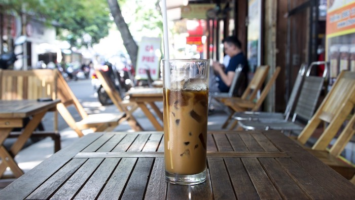 Saigon coffee