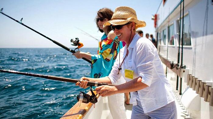 Fishing in Phu Quoc island