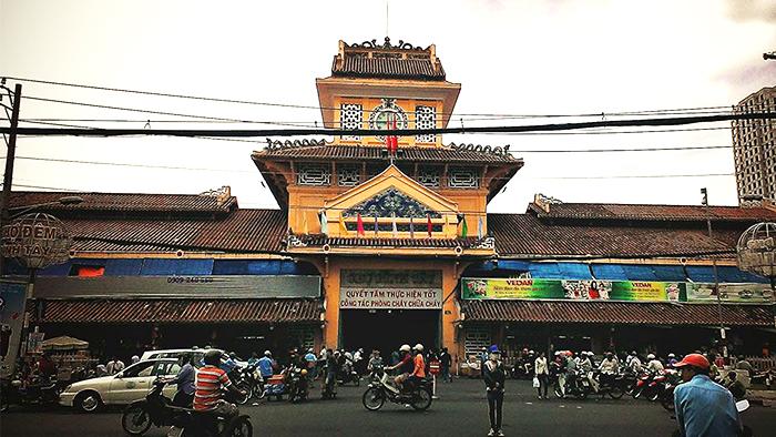 Binh Tay market of Saigon