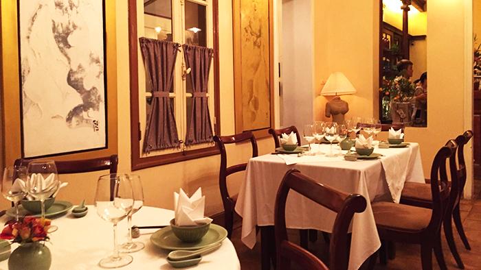 Seasons of Hanoi restaurant